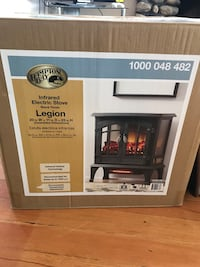 Infrared Electric Heater(Stove) Milford, 48380