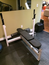 Incline/Decline Olympic Workout Bench Cambridge, N1S 3X1