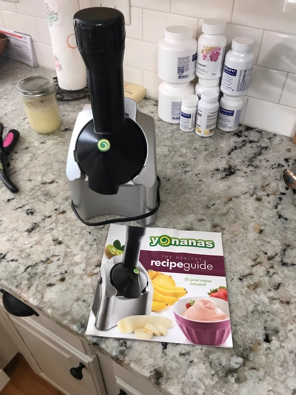 Used Yonanas Machine For Sale In Wake Forest Letgo