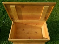 Solid wood chest Columbus, 43213
