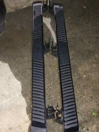 Ford Running boards. Off of a 2015 super crew f-350 Lafayette, 70508