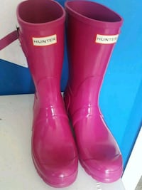 Hunter boots - Womens Size 8 Prince Frederick, 20678