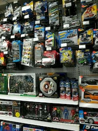 Hot wheels Toys ect