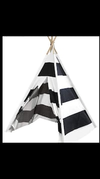 Black and white canopy tent Hialeah, 33015