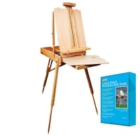 Collapsable artists easel 40 km