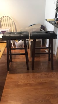 "Two Matching Countertop Stools, 28""H Reston, 20191"