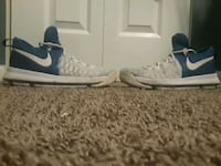 White and blue kd9 Bunnell, 32110