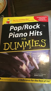 Piano Hits for Dummies Peachland, V0H 1X1