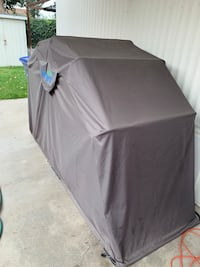 Motorcycle cover tent Oxnard, 93036