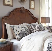 Queen Wood Bed Frame Culver City, 90066