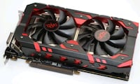 Power color AMD RX580 8GB graphics card Cincinnati