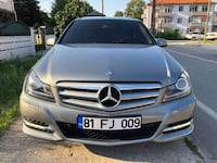 2012 - Mercedes - C180 Blue efficiency avantgarde Nusrettin Mahallesi