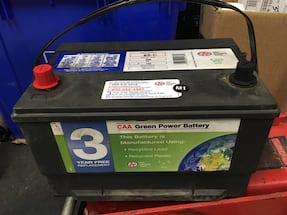 CAA Car Battery - 880CCA