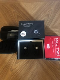 PSB wireless headphones North Vancouver, V7P 3P7