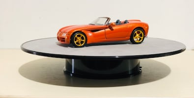 Autoart Rotary Display Stand (Rotating) For 1/18 and 1/24 Scale model