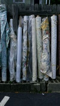 10 and up for 1/4 to 3/4  Rolls of fabric