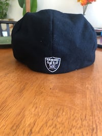 Raiders Flat Cap