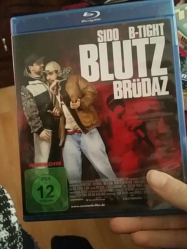 sido b-tight Blutz brudaz dvd