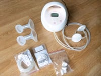 Spectra S2 breast pump excellent working condition ALL NEW accessories