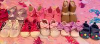 Baby girl shoes size newborn to size 3 Richmond Hill, 31324