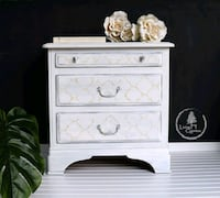 Small size dresser/ Bedside Table/ End Table Toronto, M6H 1A2