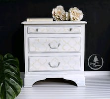 Small size dresser/ Bedside Table/ End Table