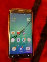 Samsung Galaxy s6 edge 64 gb tertemiz