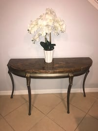 Beautiful Marble Sofa Table  Kissimmee, 34758