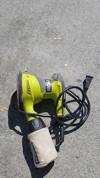black and yellow corded power tool Los Angeles, 90059