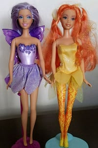 Barbie Fairytopia Dandelion and Mariposa Dolls Mechanicsburg, 17055