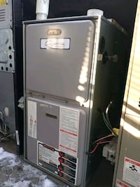 Comfort Aire Furnace