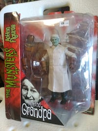 The monsters action figure Hot Rod Grandpa Philadelphia, 19136