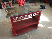Craftsman tool chest work bench Calgary