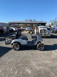 Yamaha custom golf cart