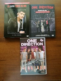 Tre DVD One Direction Vigevano, 27029