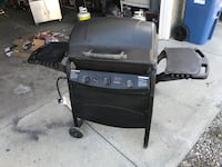 black and gray gas grill Calgary, T2A 0B8