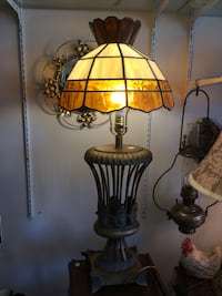 Stained Glass Lamp Welland