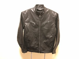 US Polo Assn Leather Jacket