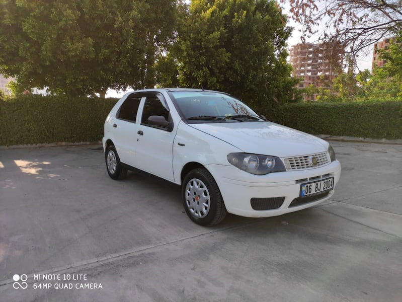 2008 Fiat Palio Sole 1.3 16V MULTIJET ACTIVE CD AC 0