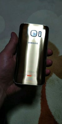 Samsung s7 gold Istanbul