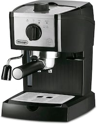 DeLonghi EC155M Manual Espresso Machine, Cappuccino Maker (NEW) London, N6B 3L5