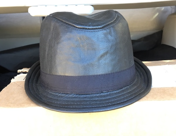 5ea40b8dc2424 Used Aldo leather hat for sale in Duluth - letgo