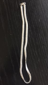 20inch chain 925 sterling silver plated  San Antonio, 78212