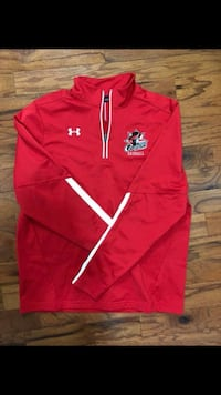 Cavaliers baseball under Armour top and bottom Rolling Meadows, 60008