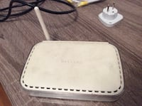 Netgear Wireless Router + Power cable New York, 10026