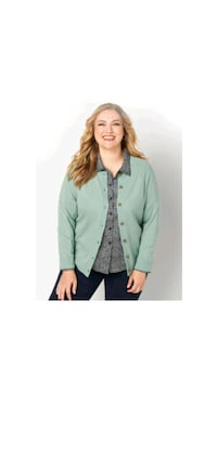 Christopher Banks Womens Cardigan button up sweater