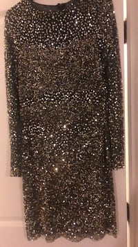 black and gray sequin skirt Baltimore, 21229