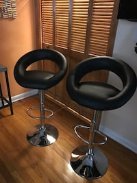 Brand new set of 2 stool for bar or counter!!! chair silla cadeira  Clifton, 07011