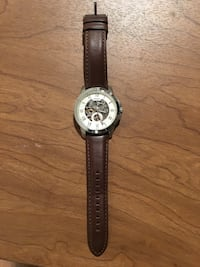 Fossil automatic leather watch  Columbia, 21044