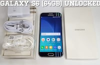 Galaxy S6 (64GB) GSM-UNLOCKED (Like-New) Arlington, 22204